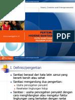 PPT UEU Manajemen Institusi Pelayanan Makanan Pertemuan 6