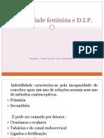 infertilidade e dip