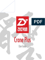 zhiyun crane plus manual