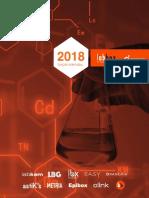 Catálogo Labbox 2018