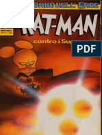 ratman contro i supereroi - capitan america