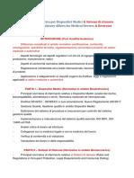 Fondamenti Di Normativa Per Dispositivi Medici e Sistemi Di Ritenuta