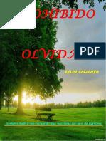 Libro PROHIBIDO OLVIDAR