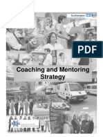 Coaching and Mentoring Strategy