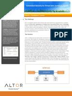 Altor v4 Data Sheet