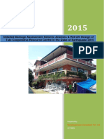 Detailed Damage Assessment of City Hotel by Earthquake