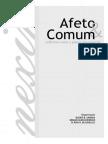 eBook Afeto & Comum
