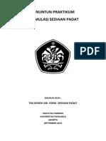 Materi Responsi Praktikum Formulasi Sediaan Padat