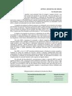 Leitura Biodiesel