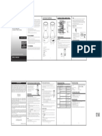 Magnavox MMA3645 Manual