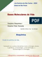Bases moleculares - aula