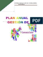 Plan Anual Convivencia Escuela Rebeca Matte 2018