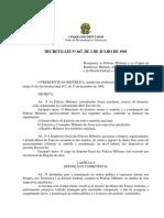 Decreto Lei 667 2 Julho 1969 374170 Normaatualizada Pe