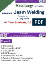 Laser Beam Welding (1)