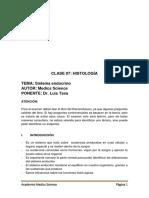 HISTOLOGIA 07 Sistema Endocrino