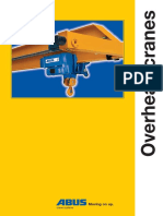 Abus Overhead Cranes