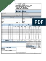 Debit Note.xlsx
