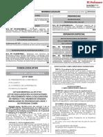 Ley que modifica la Ley 27157 Ley de Regularización de Edificaciones del Procedimiento para la Declaratoria de Fábrica y del Régimen de Unidades Inmobiliarias de Propiedad Exclusiva y de Propiedad Común