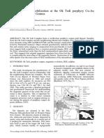 Sucesiones de Litofacies en Un Diatrema. Genesis e Implicancias en La Mineralización Del Yacimiento de Au-Ag Lagunas Norte, Distrito Alto Chicama. Norte Del Perú
