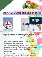Penyuluhan Diabetes Mellitus