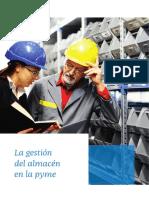 La gestion del almacen en la PYME