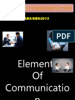 Elements of Communication_wk2