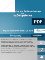 Decision Testing Coverage Istqb White Box Techniques 130211073302 Phpapp02