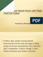Rm Fraktur Femur