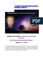 Dezvaluire Cosmica Sezoanele 1 & 2