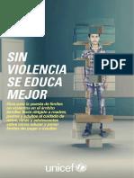 Unicef Sin Violencia Se Educa Mejor
