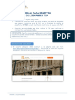 Manual de Registro de Abogados TCP