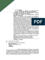 Forma de Acreditar Cumplimiento de Obligaciones Subcontratacion