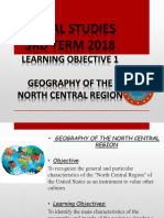 6th Social St- PPT North Central 3 Term