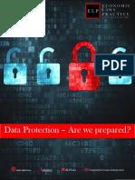 Data Protection - Are We Prepared - Economic Laws Practice Updatepdf