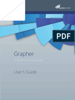Golden Software Grapher v13.x - User's Guide [Grapher13FullGuide-eBook].pdf