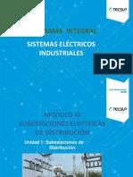 Unidad 2 - Subestaciones de Distribucion