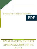 1.- Evaluacion Aprendizajes Aula