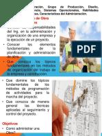 planeacion y programación de obras