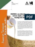 enzimas una alternativa para remover el muscilago del cafe. Oscarly Peña.pdf