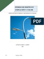 Criterios de Diseño en Iluminación y Color