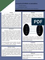 Artículo Científico y Cartel