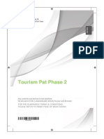 Grade 12 Tourism Pat Phase 2 Answers | Tourism | Educational