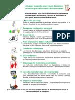 Afiche de Qué hacer cuando ocurre un derrame.docx