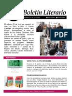 Boletín Literario Julio 2018