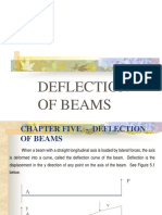 Deflection of Beams - GDLC