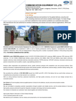Ameison Antennas Factory Profile-2