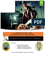 trabajo criminologia