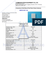 AMXW-2327-10A(2300 - 2700 MHz Directional Wall Mount Flat Patch Panel Antenna).pdf