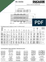 Tabla de selección Cadena de rodillo Doble Norma BS.pdf