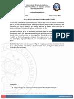 Relacion Fototintesis y Combustibles Fosiles